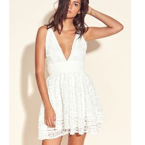 Lovers + Friends Moon Dance Dress